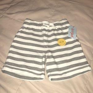 Toddler boy sweatpants shorts